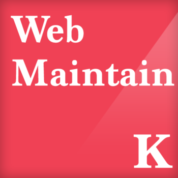 Web Maintain WordPress Website Support